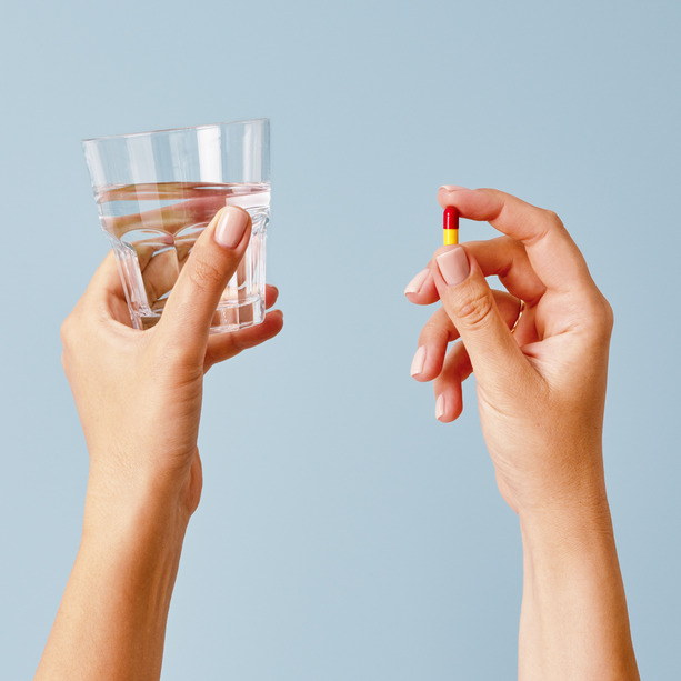 Таблетка триазавирина
